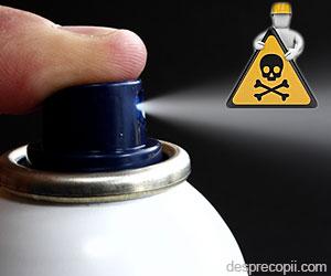 Pericolele ascunse in spray-urile deodorant