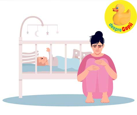 Depresia postnatala - cauze, prejudecati si suport pentru mamici