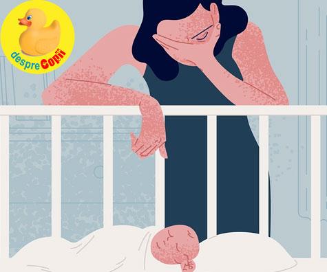 Depresia postpartum - de ce e important sa o recunosti la timp si ce trebuie sa stii