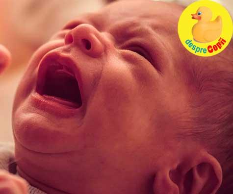 Deshidratarea la bebelusi este periculoasa - iata care sunt semnele si ce trebuie sa faci daca are diaree