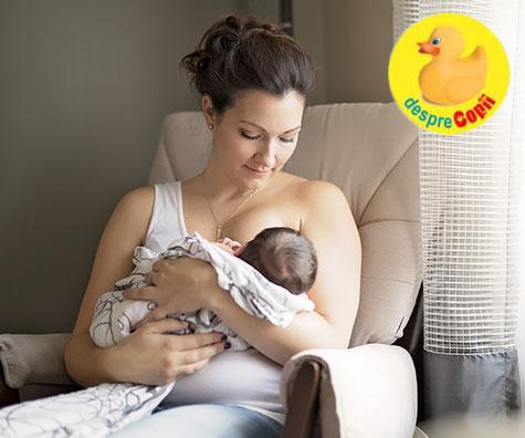11 lucruri pe care nu le stiai despre alaptare si laptele matern