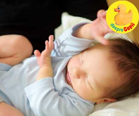 12 lucruri pe care nimeni nu ti le spune despre nou-nascuti