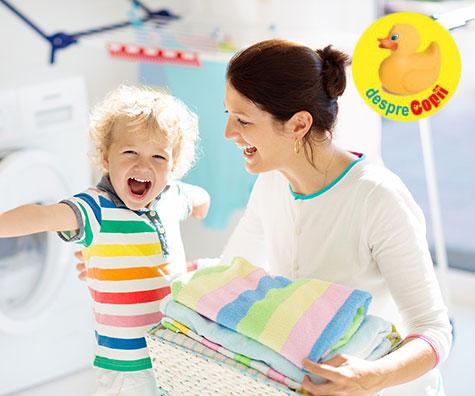 Protejeaza sanatatea bebelusului tau, alegand detergentul de rufe potrivit