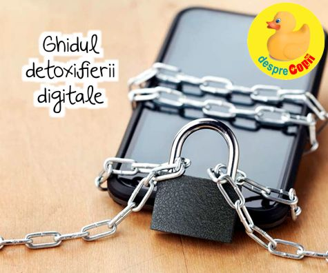 Ghidul detoxifierii digitale