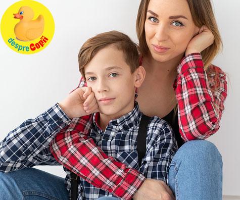 Dezvoltarea emotionala a baietilor la pubertate: despre responsabilitate si consecventa