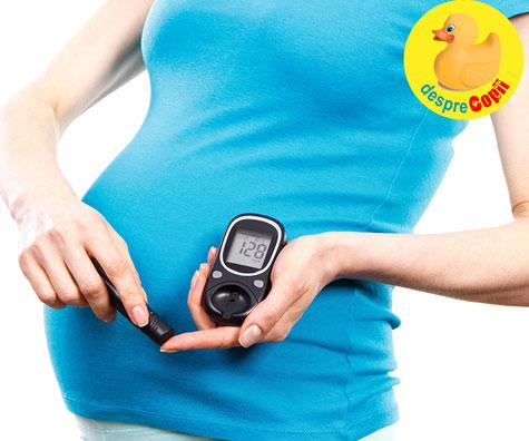 Diabetul gestational: cum se face testul de toleranta la glucoza - jurnal de sarcina