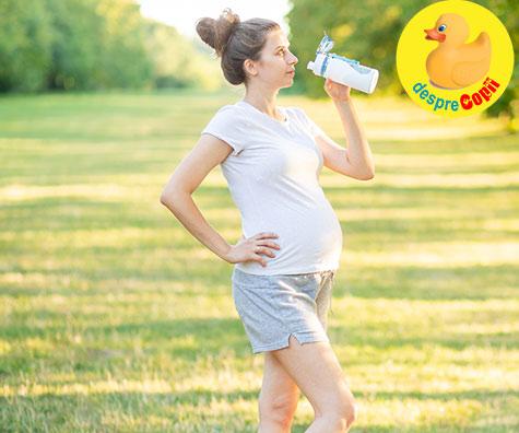 Insarcinata in caldurile verii: riscurile diabetului gestational