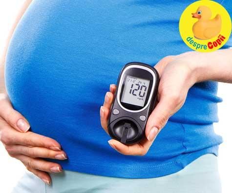 7 Sfaturi pentru femeile cu diabet care sunt insarcinate