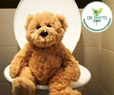 Diareea la copii - cauze, remedii si riscuri