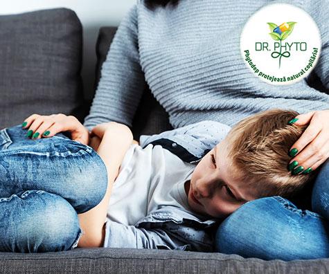 O boala comuna a copiilor pe timp de vara: diareea