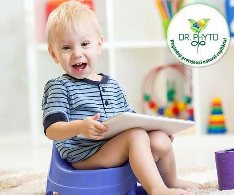 Diareea la copiii de 1-3 ani - care sunt cauzele si cum avem grija de copil?