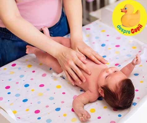 Diareea si constipatia la bebelusi - cum pot ajuta probioticele tranzitul intestinal
