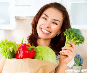 Dieta alcalina – ce e bine de stiut inainte de a o incerca