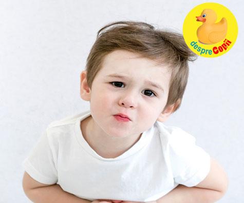 Tulburarile digestive la copii. Iata ce poate insemna durerea de burtica dupa localizarea durerii - sfatul medicului