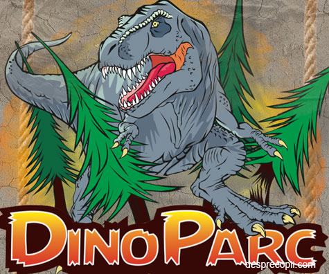 Dino Parc Rasnov – o calatorie printre dinozauri