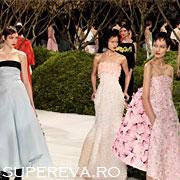 Dior haute couture 2013 - feerie de primavara
