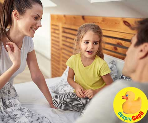 Inceperea scolii: pregatirea psihica a copilului si rutina - discutii, reguli si somn