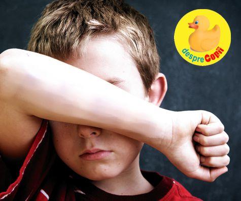 Dislexia copilului: cauze si tipuri