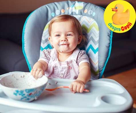 Cerealele pentru bebelusi: care sunt cele mai bune, avantaje si riscuri - recomandarile pediatrilor