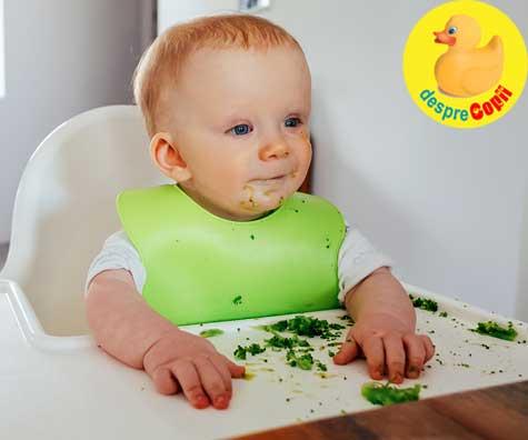 Mami nu te grabi: 10 motive sa nu incepi diversificarea bebelusului inainte de 6 luni