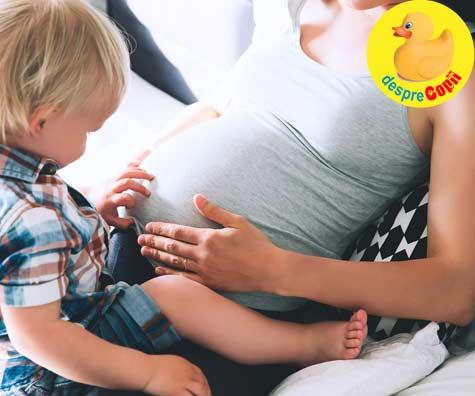 2 copii in 2 ani. Pe langa multa oboseala, exista si avantaje