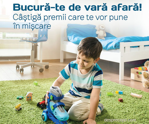 Farmaciile DONA lanseaza studiul online Copii la joaca
