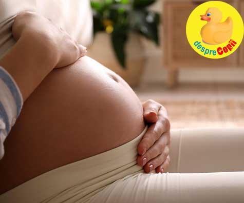 Dorinte si ganduri pentru bebe - jurnal de sarcina
