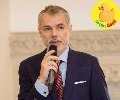 Cum vede domnul dr. Mihai Craiu inceperea anului scolar - interviu cu raspunsuri la temerile parintilor legate de inceperea scolii