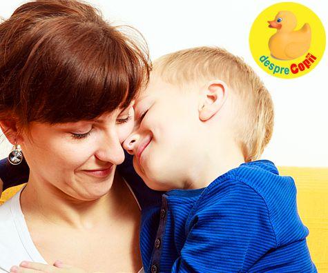 Dragostea mamei influenteaza dimensiunile creierului copilului