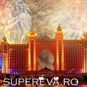 Paradisul din Dubai – antidotul celebritatilor pentru criza economica