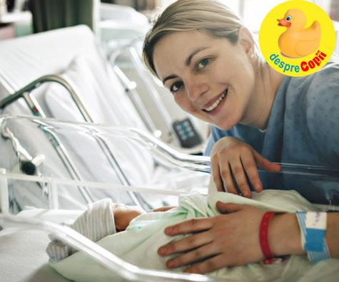Recuperarea mamei in prima saptamana dupa nastere - sfatul medicului ginecolog