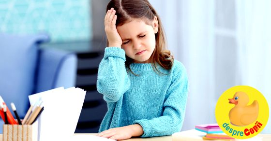 Durerile de cap la copil