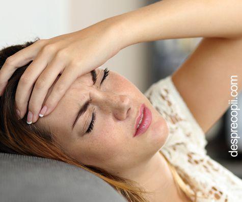 Durerea de cap dupa nasterea prin cezariana: de ce apare si cum se trateaza