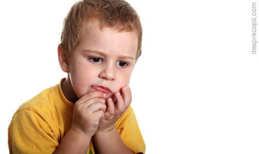 Cum tratam urgentele dentare ale copiilor
