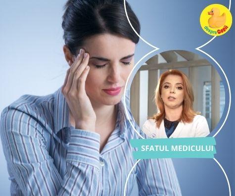 De ce apar durerile de cap in timpul sarcinii si cand sa ne ingrijoram: sfatul medicului