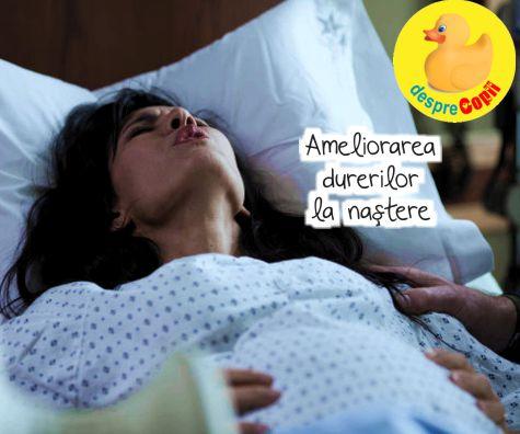 Nasterea bebelusului: care metoda de nastere te poate scapa de dureri?