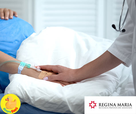 Importanta echipei medicale la nastere: echipa care iti da siguranta si incredere