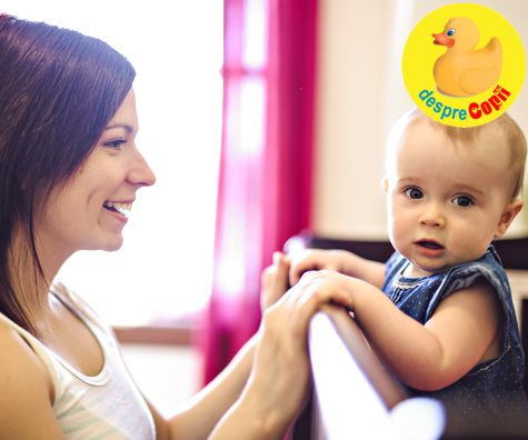 La ce varsta putem spune primul NU copilului? Nu pana la aceasta varsta...