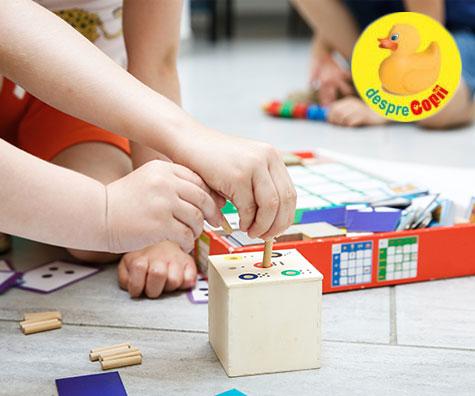 Educatia timpurie a copiilor: stadii, principii si metode