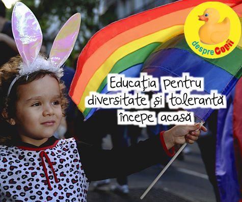 Educatia pentru diversitate – o provocare pentru parintii secolului al XXI-lea