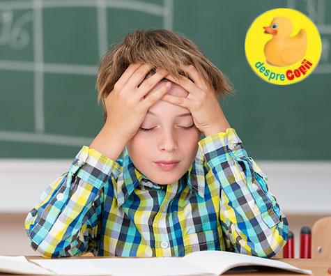 Care sunt cauzele generale ale durerilor de cap la copii