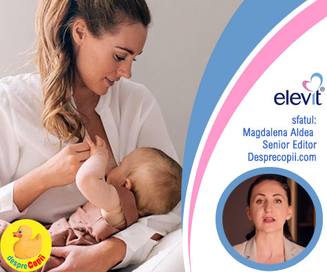 Ce este Elevit 3 si cum contribuie la recuperarea mamei si dezvoltarea sanatoasa a copilului in timpul perioadei de alaptare