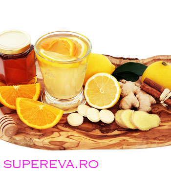 Elixir pentru stimularea imunitatii