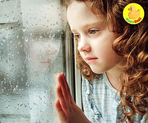 Invata-ti copilul sa isi exprime sentimentele