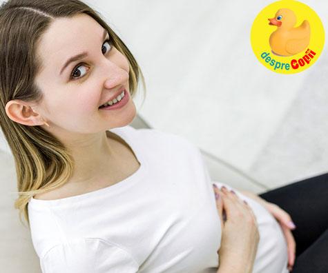 Emotii la a doua sarcina - jurnal de sarcina