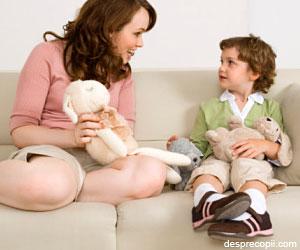3 Sfaturi pentru cultivarea inteligentei emotionale a copilului