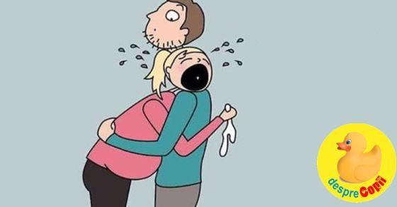 Caruselul emotiilor in sarcina