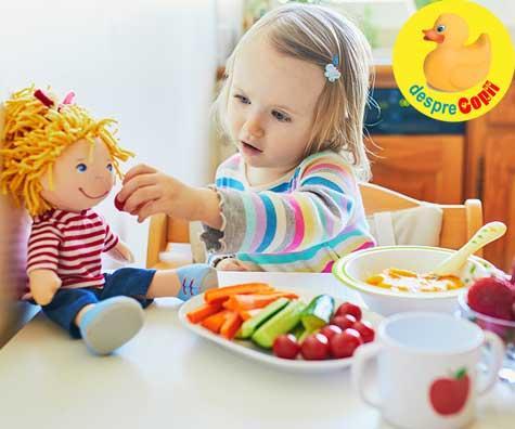 Ce sunt enzimele digestive si de ce sunt atat de importante pentru copii?