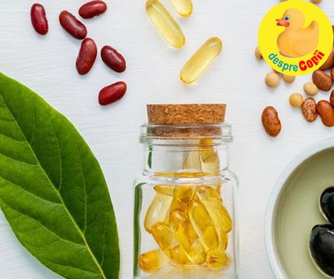 Enzimele - secretul alimentatiei si digestiei sanatoase