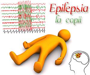 Epilepsia la copil